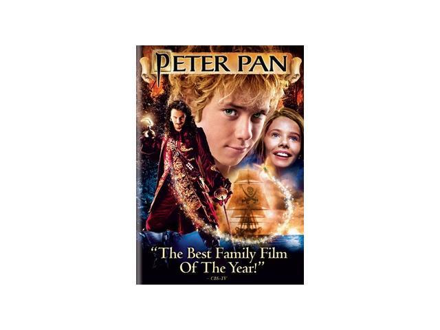 Peter Pan Jason Isaacs, Jeremy Sumpter, Lynn Redgrave, Ludivine Sagnier, Olivia Williams