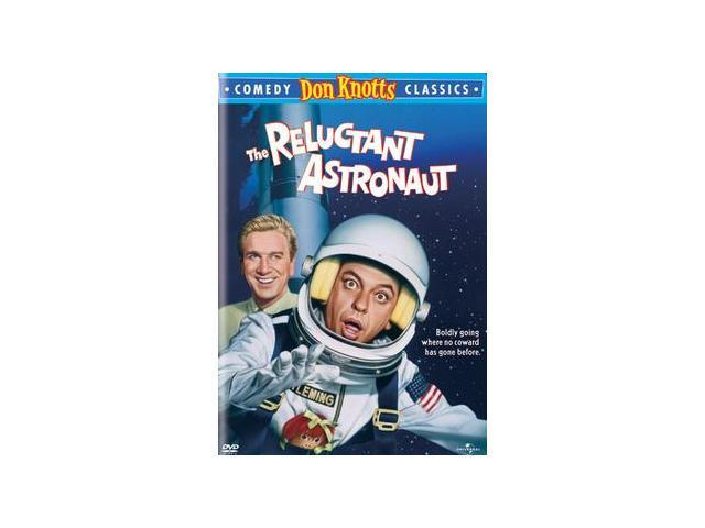 The Reluctant Astronaut Don Knotts, Leslie Nielsen, Joan Freeman