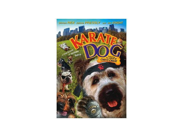 Karate Dog Jon Voight, Chevy Chase (voice), Jaime Pressly, Simon Rex, Pat Morita