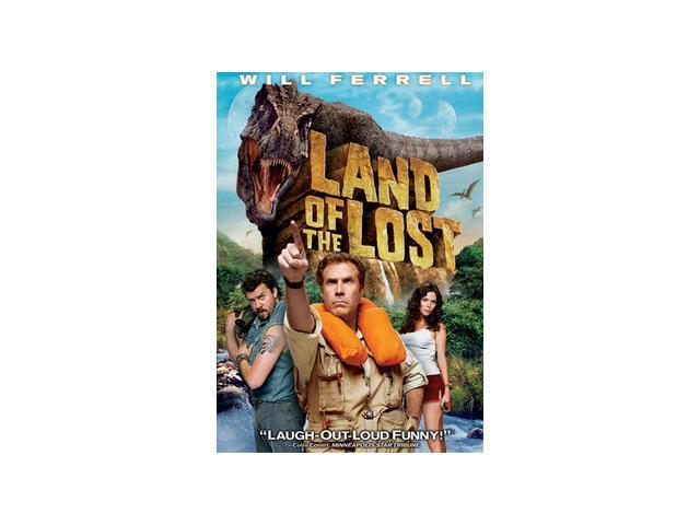 Land of the Lost Will Ferrell, Anna Friel, Danny R ...