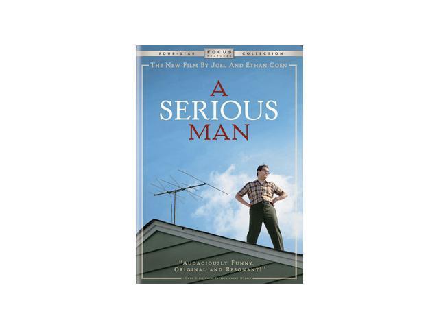 A Serious Man  (DVD / WS / ENG SDH / SPAN / FREN / DOL DIG 5.1) Michael Stuhlbarg; Richard Kind; Fred Melamed; Aaron Wolf; Sari Wagner; Simon Helberg; Adam Arkin; Jessica McManus; Fyvush Finkel; Kathe