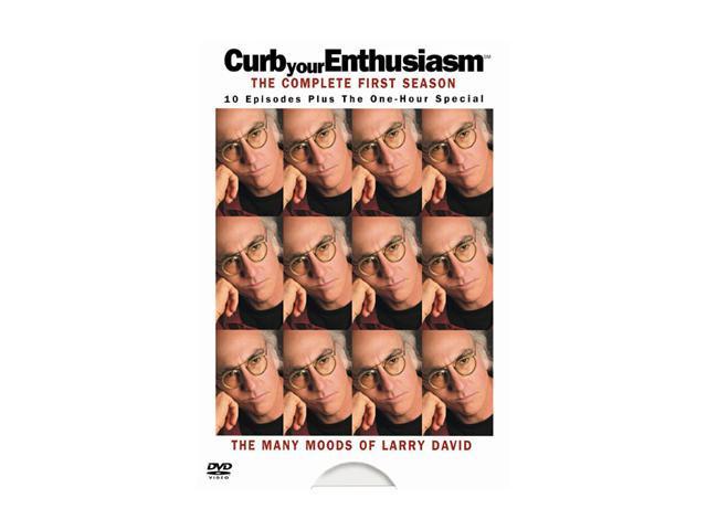 Curb Your Enthusiasm: The Complete First Season (2000 / DVD) Jason Alexander, Linda Bates (II), Mark Beltzman, Cynthia Caponera, Larry Charles