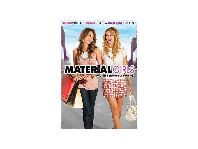 Material Girls Hilary Duff, Haylie Duff, Anjelica Huston, Lukas Haas, Colleen Camp, Brent Spiner, Joanna Baron, Natalie Lander, Beckie King, Henry Cho
