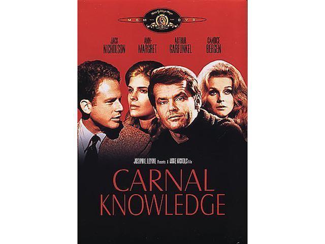 Carnal Knowledge Jack Nicholson, Art Garfunkel, Ann-Margret, Candice Bergen, Rita Moreno, Cynthia O'Neal, Carol Kane