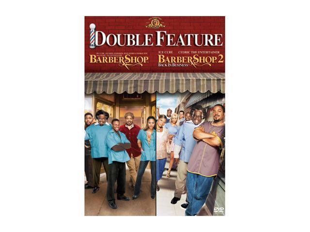 Barbershop 2 - Back in Business (DVD / Special Edition / WS / Dolby) Ice Cube, Cedric the Entertainer, Eve, Queen Latifah, Sean Patrick Thomas