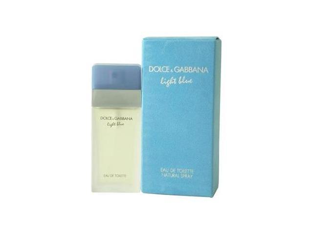 D&G Light Blue 0.84oz Women's Eau De Toilette Spray by Dolce & Gabbana