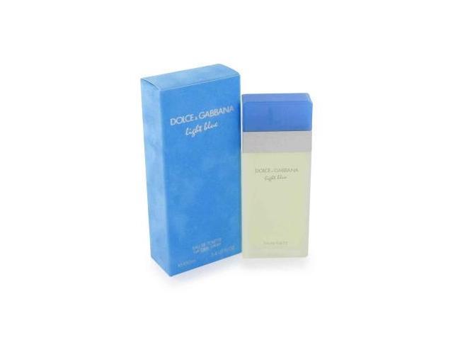 Light Blue Perfume 3.4 oz EDT Spray