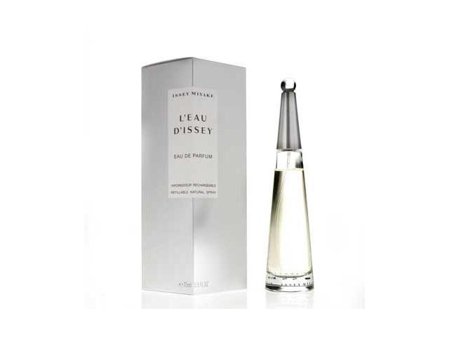 L'eau d'Issey by Issey Miyake 2.5 oz EDP Spray Refillable