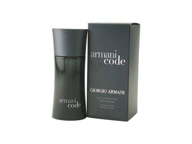 Armani Code by Giorgio Armani 2.5 oz EDT Spray