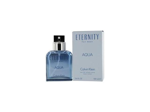 Eternity Aqua by Calvin Klein 1.7 oz EDT Spray