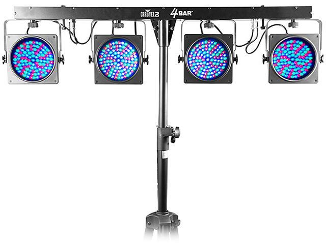 Chauvet 4BAR LED Light System