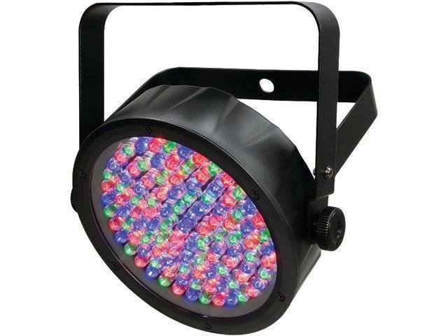 Chauvet SLIMPAR56 Slim LED RGB Par Can LED Stage Color Changer & Color Wash