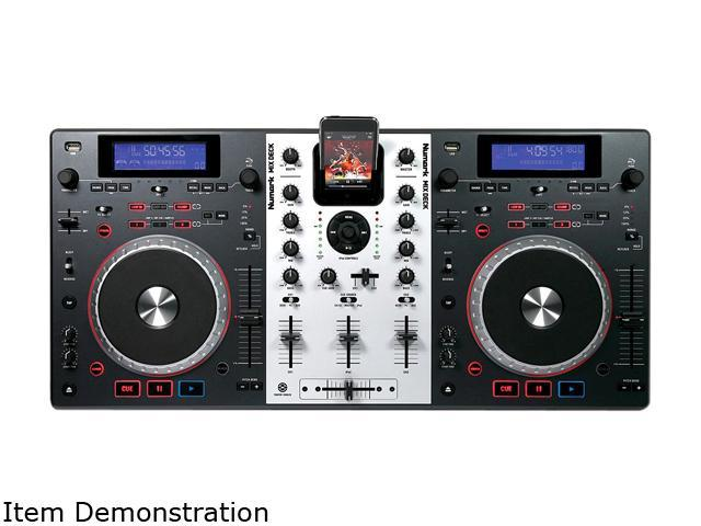 Numark MIXDECK CD/USB MIDI Controller Combo Player