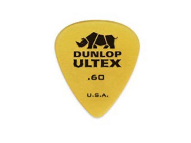 Dunlop Ultex Standard .60 guitar picks (421P.60)