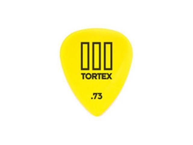 Dunlop Tortex III .73 Guitar Picks - 12 Pack (462P.73)