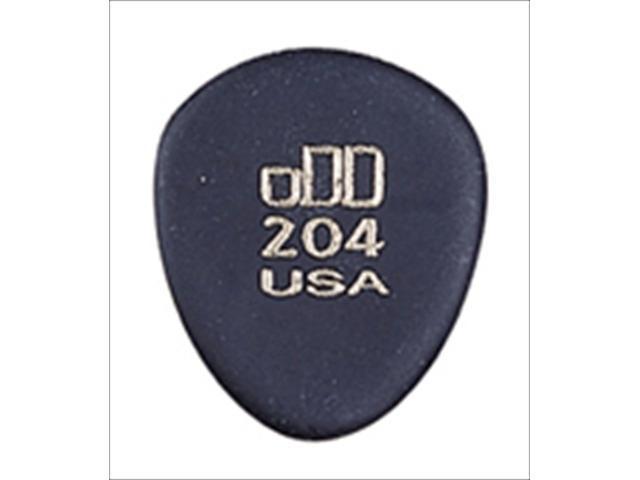 Dunlop Jazztone 204  guitar picks - 6 Pack