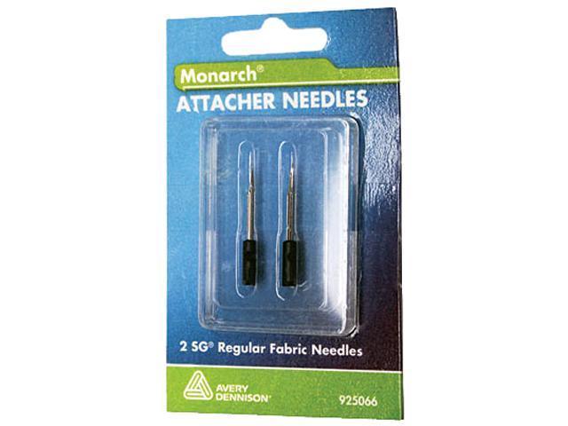 Monarch Marking MNK925066 Attacher Needle Refills- Regular- 2-Ct- Stainless Steel