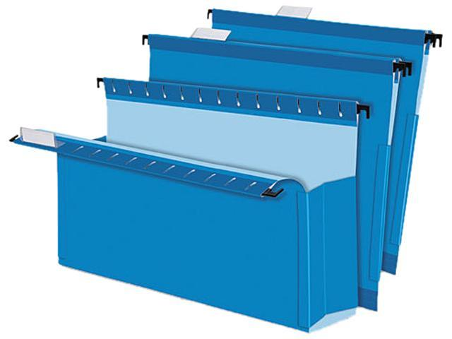 Tops Pendaflex 59303 3   Expansion Hanging Box Bottom Folders with Sides  Legal  BE  25/Box