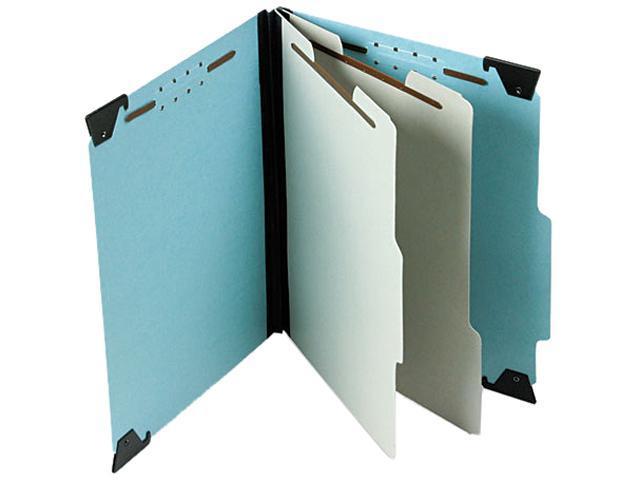 Tops Pendaflex 59252 2   Expansion Pressboard Hanging Folder  Letter  6-Section  BE