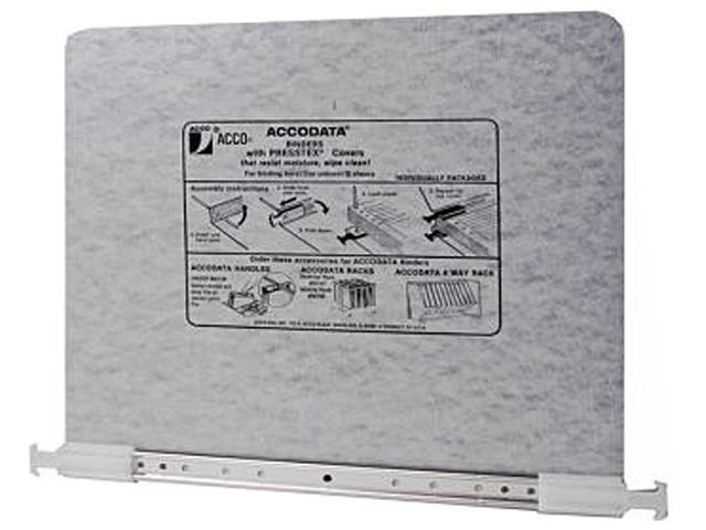 Acco Brands- Inc. ACC54144 Data Binders- w-Storage Hooks- Burst- 6in. Cap- 11in.x15-.50in.- LG.