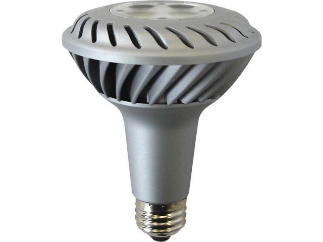 GE Lighting 75377 50 Watt Equivalent 10 Watt Energy Smart PAR30 LED Flood Light Bulb