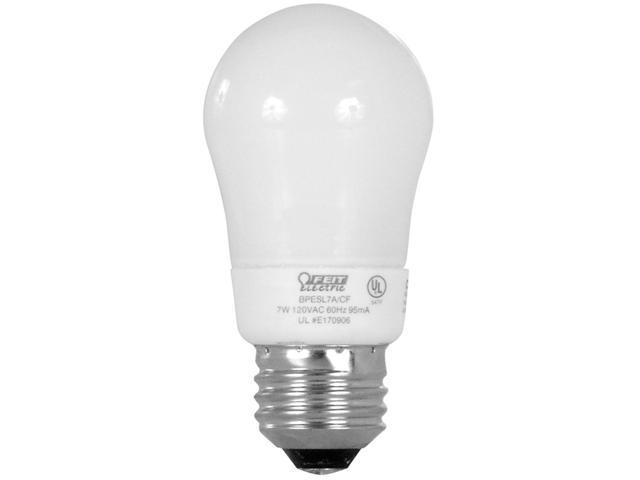Feit Electric BPESL7AC/CF 7 Watt Soft White A15 Shape Compact Fluorescent Light Bulb
