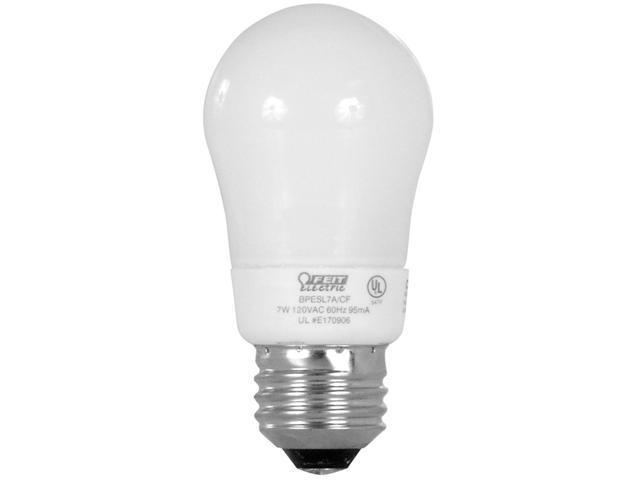 Feit Electric BPESL7AC/CF 7 Watt Soft White A15 Shape Compact Fluorescent Light Bulb