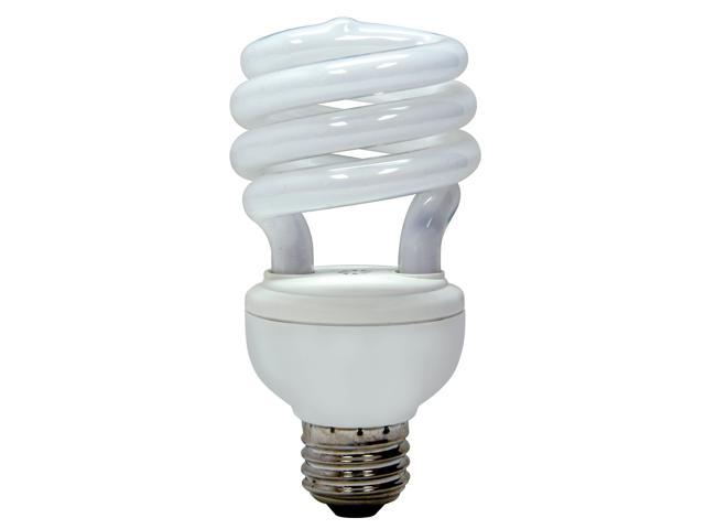 GE Lighting 97249 5 Count Energy Smart™ General Purpose 20 Watt Spiral Bulb