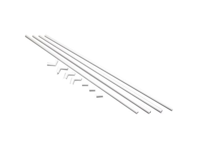 Wiremold CMK10 White CordMate® Cord Cover Kit