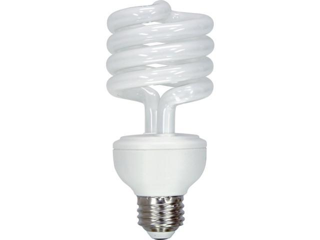 GE Lighting 89624 26 Watt Energy Smart™ Dimmable Spiral CFL Light Bulb