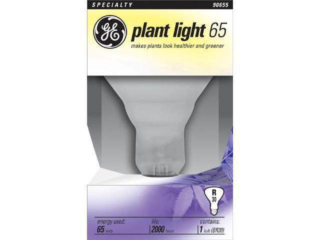 GE Lighting 20996 Gro & Sho Reflector Spot Plant Light Bulb 65 Watt
