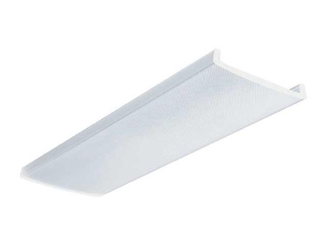 Lithonia Lighting White Wraparound Lens Cover