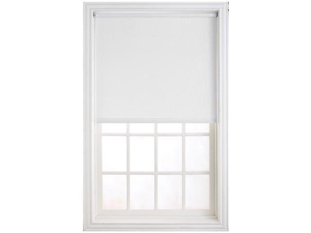 "Levolor HRSHWD4606601D 46"" X 66"" White Window Shade"