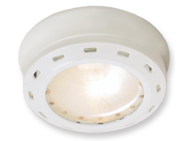 Good Earth Lighting G9161-WHX-I 1 Light White Xenon Puck Light