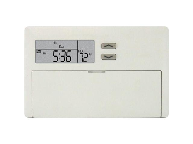 Lux TX500E Smart Temp™ Programmable Thermostat
