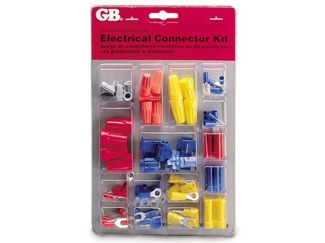 GB Gardner Bender TK-100 80 Piece Wire Connector & Terminal Kit