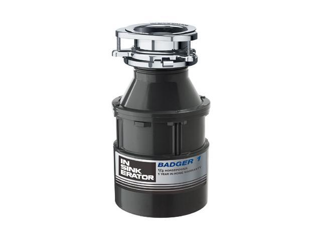 Insinkerator Badger 1 Household Food Waste Disposer