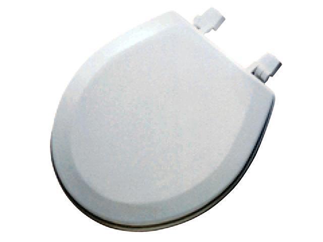 Mayfair 44ECA-000 White Enamel Toilet Seat