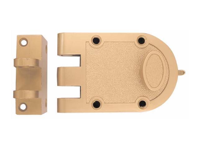 Ultra Hardware 44860 Jimmyproof Lock With Shutterguard