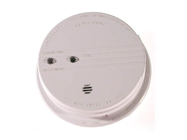 Kidde 21006378 Electric Smoke Alarm