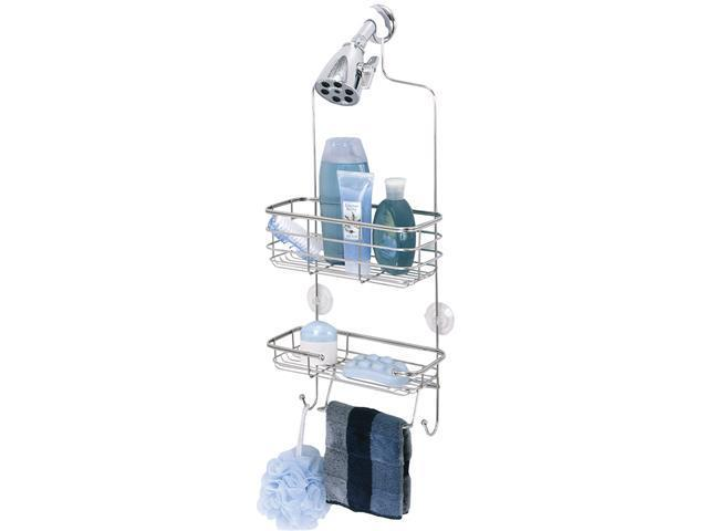 Zenith 7704ST Stainless Steel Premium Shower Caddy