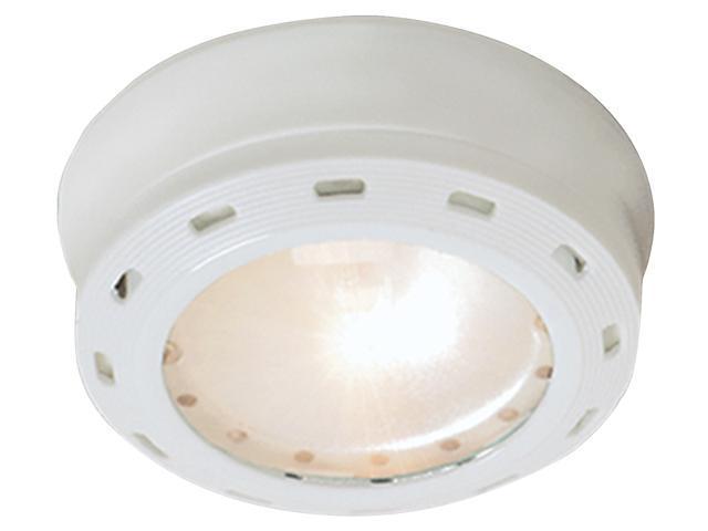 Good Earth Lighting SUNSPOT White 3 Xenon Puck Lights
