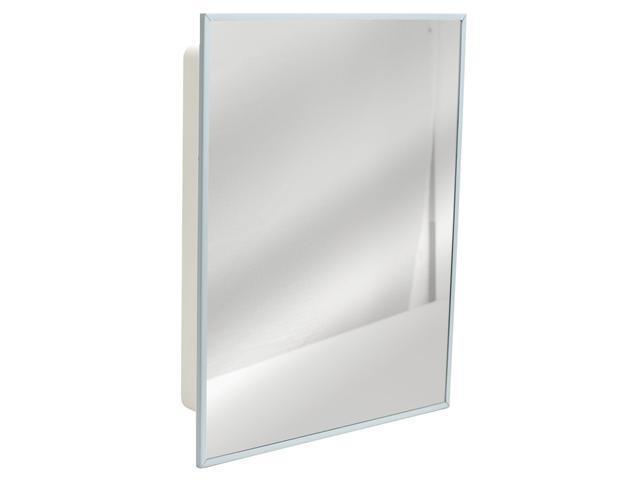 """Zenith X4311 16"""" X 20"""" Stainless Steel & Mirror Medicine Cabinet"""