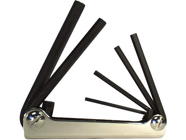 Eklind 21151 7 Piece Set Metric Folding Hex Keys