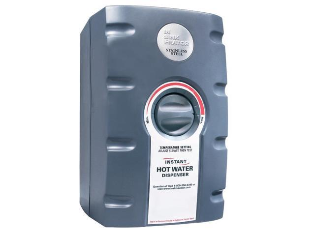 InSinkErator SST-FLTR Instant Hot Water Dispenser Satin Nickel