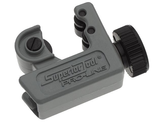 "Superior Tool 35078 7/8"" OD Mini Tubing Cutter"