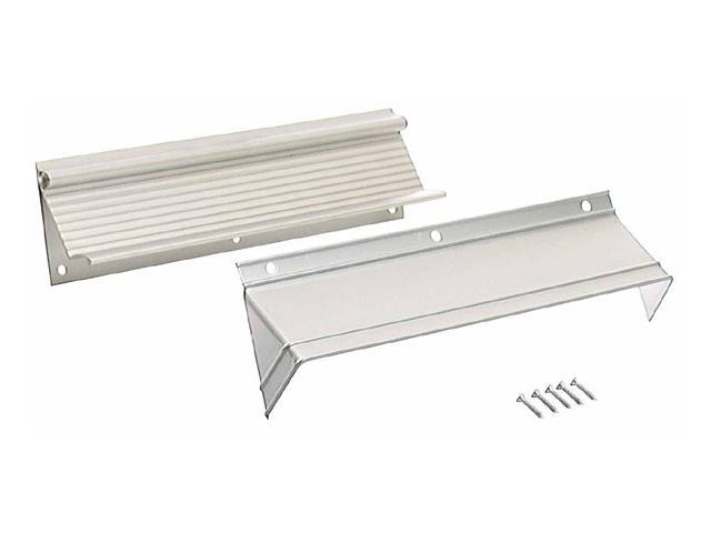 SLOT DRP MAIL 13IN 3IN AL SAT M-D Building Products Mail Slots 28555 Satin