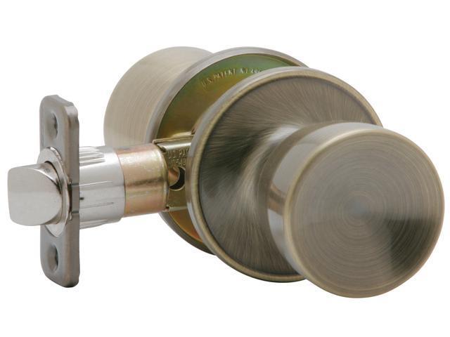 Dexter J10VBYR605 Bright Brass Byron Passage Door Knobs