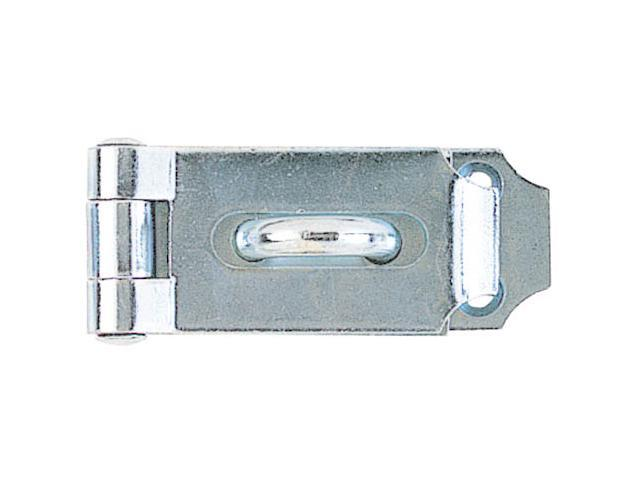 "Stanley Hardware 755600 7-1/2"" Zinc Plated Heavy Duty Hinge Hasps"