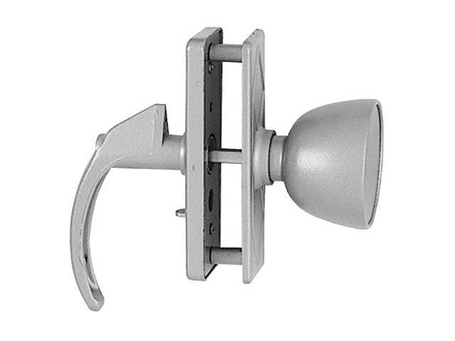 STANLEY NATIONAL HARDWARE Aluminum Screen & Storm Door Latch Knob